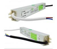 Блок питания LED Waterproof (корпус металл) Input: AC 90-250V, Output: DC 12V 30W IP67