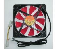 Fan for case & Power Supply 12sm TurboFan A2492, 1400rpm, Thermaltake