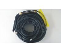 HDMI-HDMI 30m  CU-cable с усилителем и доп. питанием от USB