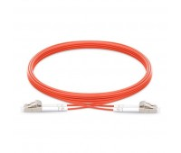 Patch Cord LC/UPC - LC/UPC MM OM2 Duplex 2m