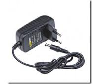 Блок питания (корпус пластик)  Input: AC 100-240V, Output: DC 12V 1A Orig. AD-1210B