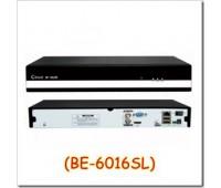 Сетевой Видеорегистратор 1080P 16CH HDMI VGA BNC out LAN 10/100 Rs 482 Mouse BE-6016SL