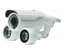 Camera на кронштейне, 960H, 800TVL, 6-22mm Manual Zoom Lens, IR-60m, LIXG80SM