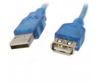 Cable USB 2.0 A-A 10m (экранированный) 2 Filtr High Quality