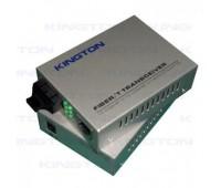10/100/1000M-MM-Dual Fiber Media Fast Ethernet Converter 0.5km-1310nm-SC-220VAC Taiwan