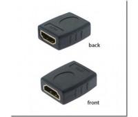 HDMI (f) - HDMI (f) Переходник Gold-Plated