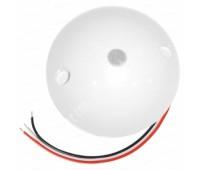 Микрофон для IP Камеры в пластмассовом корпусе ., 3 провода: GND, 12v вход, выход звука, BE-2009
