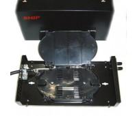 Сплайс-кассета с крышкой для укладки волокон на 12 КДЗС для муфты ST, S952-12, Ship