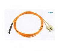 Оптический Patch Cord  3m S927, коннектор SC/MJ MM, Duplex, SHIP