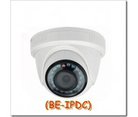 IP Camera Купольная, 1 MP 720P, 4mm fixed lens, IR-20m, IPDC100S