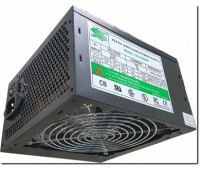 Power Supply ATX-550w with APFC SCS, 12cm FAN, 20+4P, 4+4, 4*HDD, 1*FDD, 6*SATA, 2*6pin+2, Original