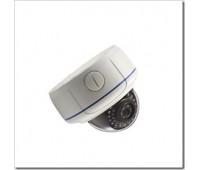 IP Camera Купольная, 1 MP 720P, 6mm fixed lens, IR-25m, IPDA100S