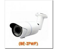 IP Camera Вариофокальная на кронштейне, 1 MP 720P, 4-9mm Manual Zoom IR-35m, IPWF100SZ