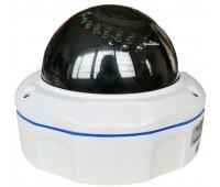 VDK30-IPA2235 IP Camera Купольная, Антивандальная, IP66,  2MP 1080P, 2.8-12mm линза, IR-30m