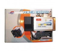 PCMCIA Cardbus 2*USB 2.0 (480Mbps)+1394 Firewire Combo (6pin+4pin)