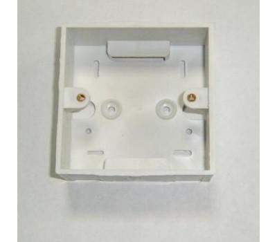 Коробка для розетки 86x86mm AMP