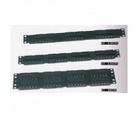 Patch panel 48-port  RJ-45 5e SA