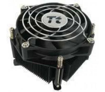 S-775 Fan for Pentium IV, Thermaltake 9 up to 3,8 GHz, 19dBA, Core 2 Quad  X3 (медная подложка)