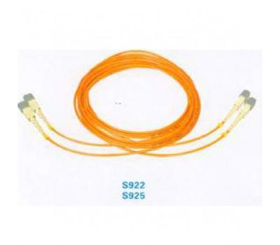 Оптический Patch Cord  3m S922, коннектор SC/SC SM, Duplex, SHIP