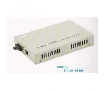 10/100Base-TX to 100Base-FX Fast Ethernet Converter MF100, MM, Mercury