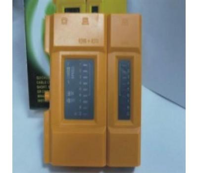Сетевой Тестер для RJ-45, RJ-11 Lulink Expert TL-668