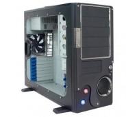 ATX For Server SP 7001, M701, M701CA , прозрачная крышка-сломана, без Б. П.,+USB,Audio front panel
