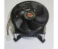S-775 Fan for Pentium IV, core 2 duo, core 2 Quad, 80x80x25mm, 4 провода, EP775-05C (e)