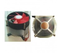 S-775 Fan for Pentium IV, core 2 duo, core 2 Quad, 95x95x35mm, Медная подложка, EP-K935 (e)