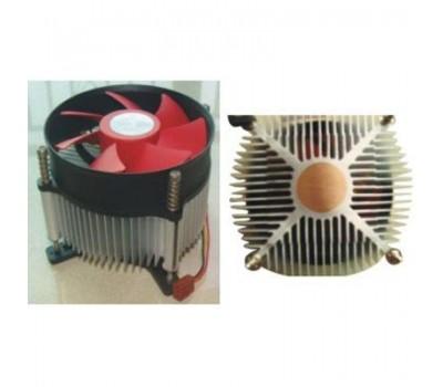 S-775 Fan for Pentium IV, core 2 duo, core 2 Quad, 95x95x35mm, Медная подложка, EP-K935 (e)