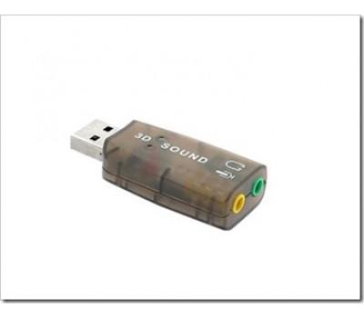 3D Sound 5.1 to USB (Audio USB)