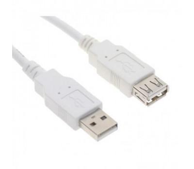 Cable USB 2.0 A-A 5m удлинитель (реально 2.0) LuLink ONLY Windows XP