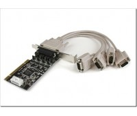 PCI card to RS232 (COM) x 4port Chip MCS9865+CD