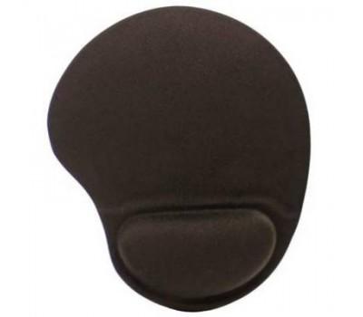 Pad for mouse (темно синий) с гелевой подушкой для руки 0,15мм Коврик для мышки