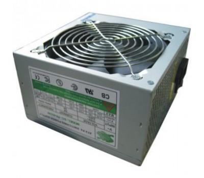 "Power Supply ATX-400w ""SCS"" 24pin, 4*L4pin, 1*S4pin, 2*SATA, Fan 12cm, P4-400w Original"