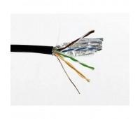 Cable FTP-5e cat SCS Profesional 24AWG, CU (медь) (экранированная)  Outdoor Бухта 305m Original R