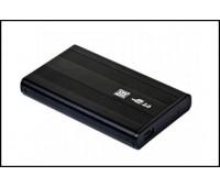 "Mobile Rack 2.5"" External SATA USB 2.0 Black"
