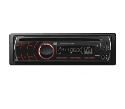 DVD/VCD/CD/MP4/CD-R/RW Player with Radio Receiver /USB/SD/AUX 50Wx4 canal DV-9533