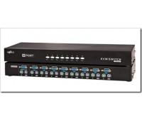 KVM Switch 8 port PS/2, 1920-1440 250MHz  MT-8A ViKI