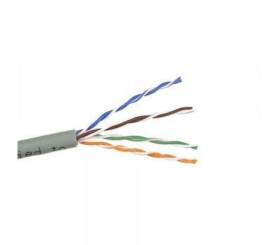 Cable UTP-5e cat SCS Profesional 24AWG, CCA, Original 1m-...тг.