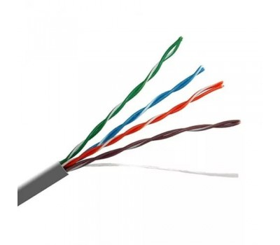 Cable UTP-5 cat MRM POWER 24awg 305m Бухта