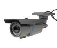 4 IN 1(AHD,Analog ,TVI,CVI) Вариофокальная Камера IP66 1.3 MP CMOS 8901A+H61 TS-IVC960AHD-H